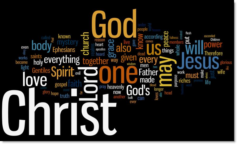 Ephesians poster