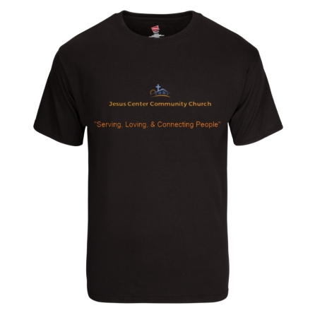 Jesus center shirt