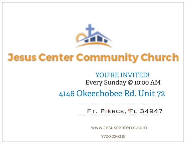 Jesus center address.jpg